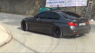 Bmw F30 Türkiye 2017 drift videoları / Bmw 3 series Turkish drift works