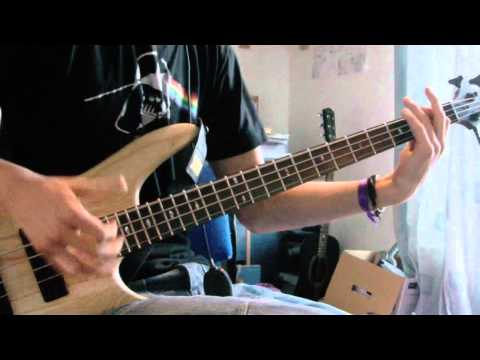 Red Hot Chili Peppers - Tell Me Baby [Bass Cover]