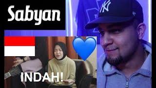 Download Reacting To Nissa Duet Bareng Vocalis Baru SABYAN
