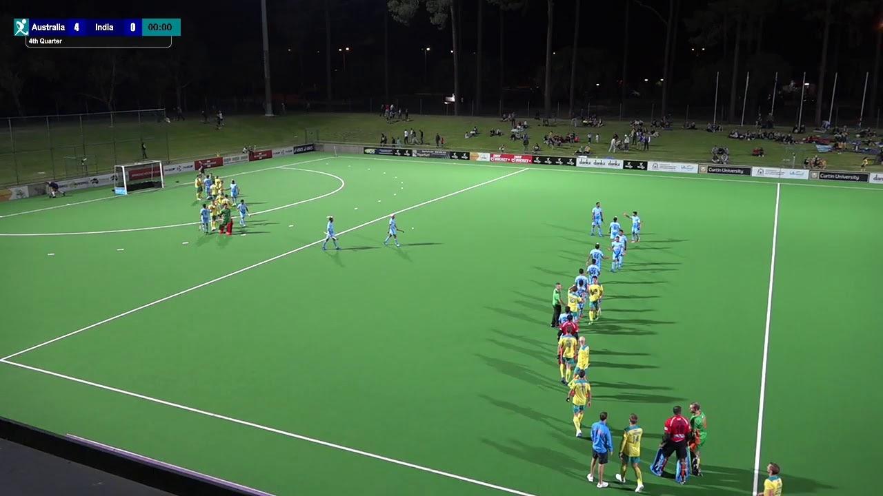 Australia v India - 1st Test - YouTube