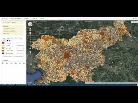 STAGE - statistika & geografija
