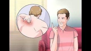 Musculares espalda la tensiones en