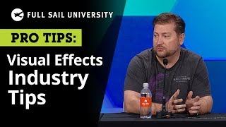 Software and Trends in the Visual Effects Industry   Full Sail University