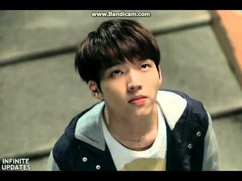 Nam Woohyun High School Love on 140711 High School Love on