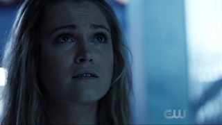 """Clarke: """"Last time you saved us I was saving you"""" + """"I'm begging you I love her""""(The 100: 04x08)"""