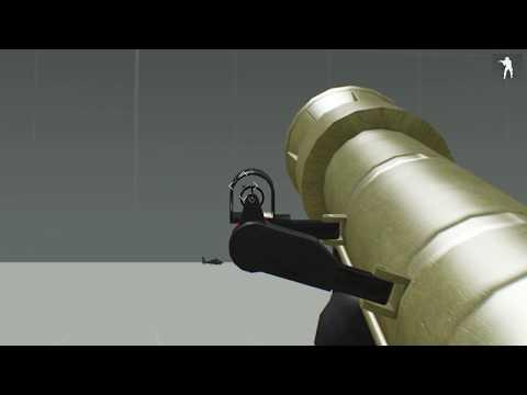 Pruebas con el 9K38 Igla - Arma 3