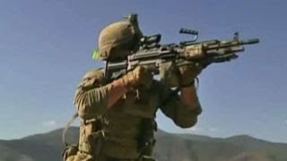Will U.S. have a decades-long presence in Afghanistan?