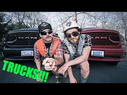 Friggin' buddies for Jim Thompson Chrysler - On the Lot