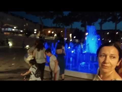 #Армения #Чехия #туристи отдых вечерний #Степанакерт