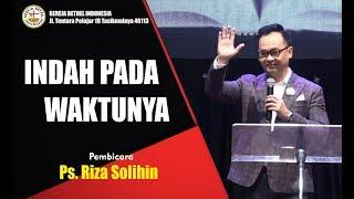 [43.77 MB] Ps. M Riza Solihin - INDAH PADA WAKTUNYA