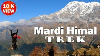 Trekking in the Himalayas - Mardi Himal Trek, a pristine trek in Nepal
