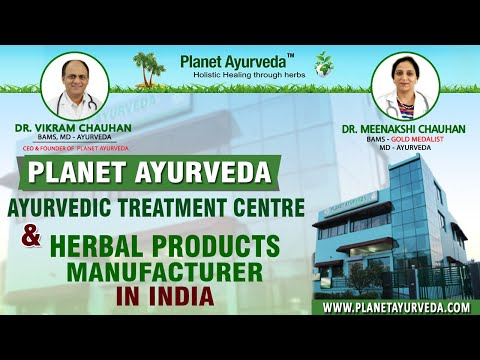 Best Ayurvedic Treatment Centre & Herbal Products Manufacturer in India from YouTube · Duration:  1 minutes