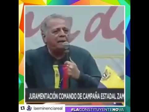 ESA PROSTITUYENTE NO VA !!! - Parodia de la Canción de la Constituyente.