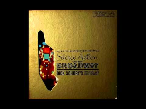 Dick Schory's Percussion And Brass Ensemble - Hernando's Hideaway (The Pajama Game)