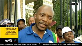 Free State has been robbed by politics of the stomach: Maimane