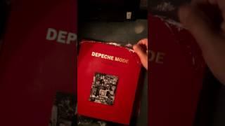 Книга Depeche Mode Монумент распаковка