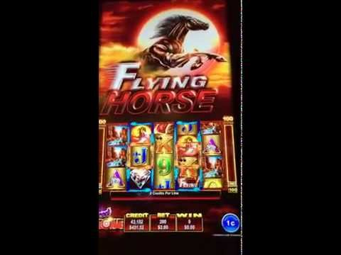 Flying Horses Slot Machine