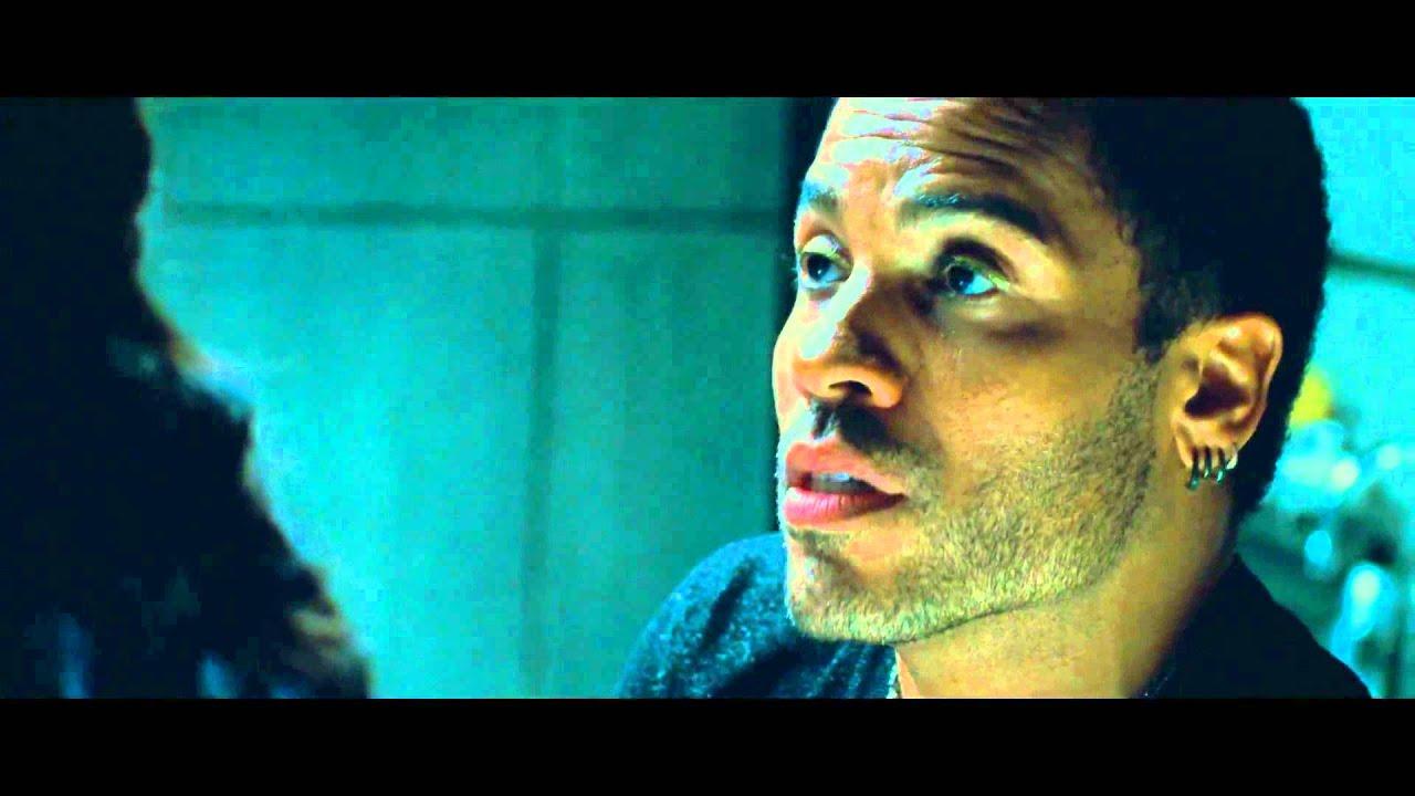 Second Hunger Games Clip - Cinna Here To Help - Lenny Kravitz, Jennifer Lawrence
