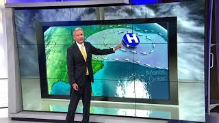LATEST TRACK: Hurricane Florence strengthens to Cat. 4, takes aim at Carolinas (Sept. 10, 6 p.m.)