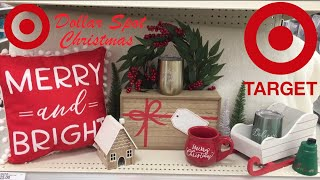 Everything New at Target Dollar Spot for Christmas Shop With Me!