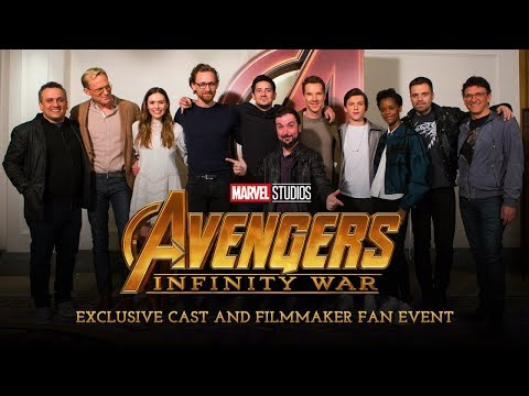INFINITY TRIP - AVENGERS (Exclusive cast and filmmaker fan event) - KION