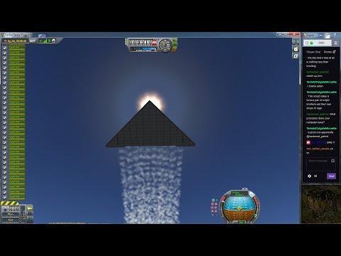 Kerbal Space Program - Triangle Craft