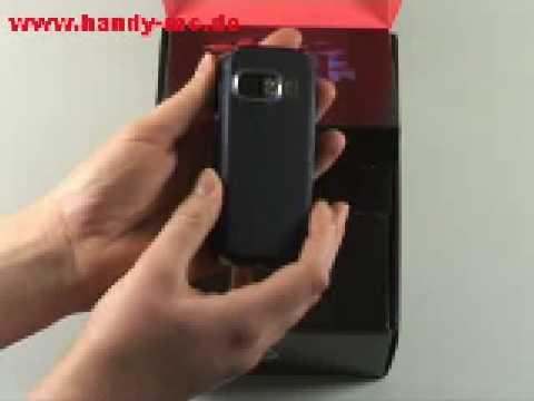 Nokia 5800 XpressMusic Test Erster Eindruck