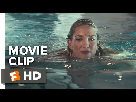 Rock the Kasbah Movie CLIP - Meet Merci (2015) - Kate Hudson, Bill Murray Comedy HD