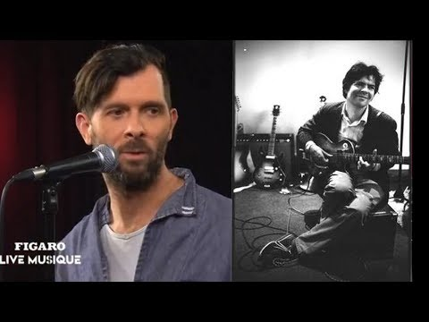 Hugh Coltman Wanted To Work With Jon Brion Before Recording