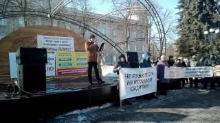 Митинг предпринимателей Чернигова + 5.10(5)