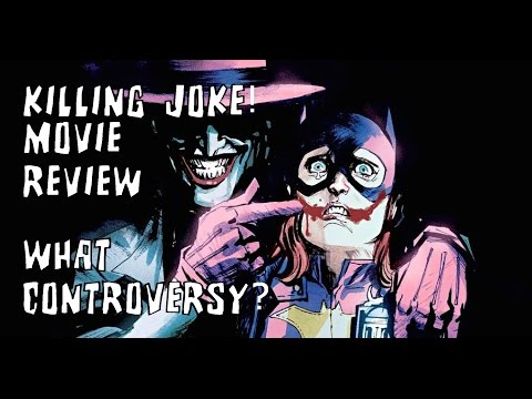 KILLING JOKE - Movie review- Is it Controversial?