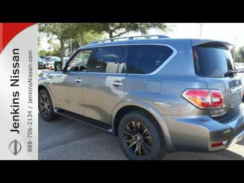 New 2017 Nissan Armada Lakeland FL Tampa, FL #17AR34 - SOLD