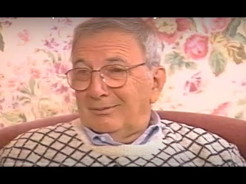 Bucky Pizzarelli part 1 Interview by Monk Rowe - 10/11/1997 - Aspen, CO