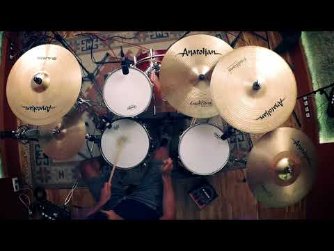 """Mert Alkaya - Drum Session - """"Günahı Boynuma"""" Demir Demirkan"""