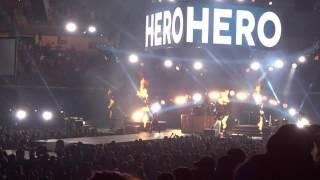 Hero by Skillet - Winter Jam 2015 Des Moines