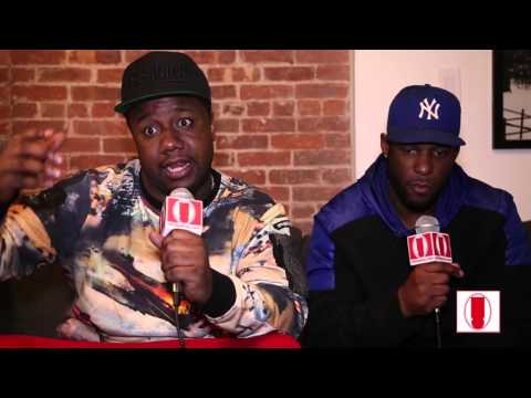 Murda Mook And Dutch Brown Talks About Dot Mob Project