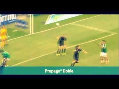 Golazo de Oribe Peralta vs. Nueva Zelanda | Repechaje 2013