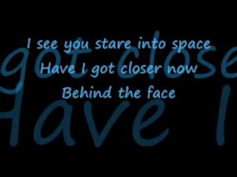 U2 promenade lyrics