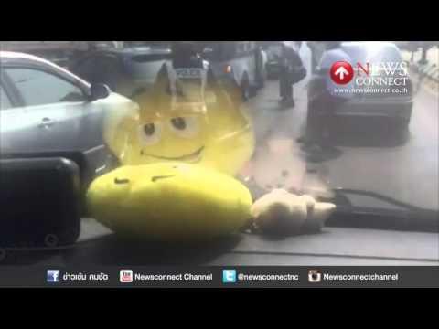 สรุปเหตุการณ์ไล่ล่าคนร้ายแหกด่านยิงตำรวจ คลอง 5 ปทุมธานี : Newsconnect Channel