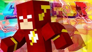 THE FLASH + MORE SUPER HEROES - Minecraft Crazier Craft Modded SMP #30 (Minecraft Modpack)