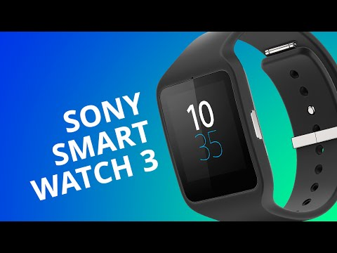 Sony Smartwatch 3 - o Android Wear para Corridas [Análise]