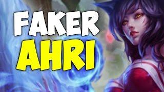 Faker Happy To Play Ahri Again - SKT T1 Faker Playing Ahri Midlane In Challenger Korea   SKT Replays thumbnail
