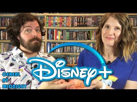 Disney Plus Announcement: First Impressions (Disney + Streaming Service)