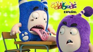 Regreso a Clases - Oddbods | Caricaturas Graciosas para Niños