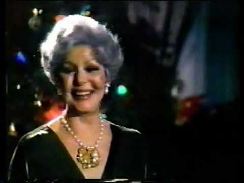 Frohe Weihnachten Miss Kingsley.Loretta Young Christmas Eve 1986