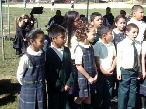 St. Anthony of Padua School Choir Kroctoberfest 2010 01.MPG