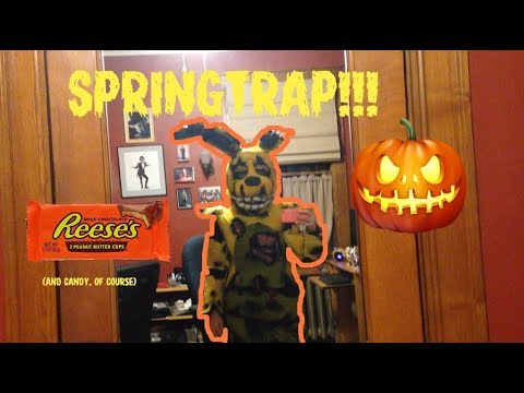 springtrap costume for halloween