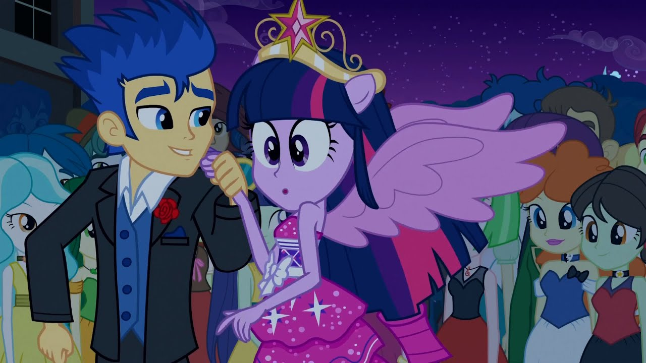This Is Our Big Night Reprise Mlp Equestria Girls Youtube