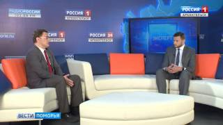"""Программа """"Эксперт"""" - сегодня вечером на """"России 24"""""""