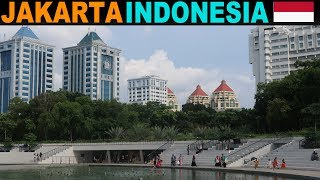 A Tourist's Guide to Jakarta, Indonesia